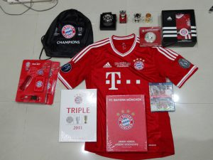 FC BAYERN MUNCHEN Souvenir Part I (All Kinds) 拜仁慕尼黑周邊商品 (各式各樣)
