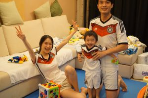 (B-3.) Germany(Deutschland) Football Jersey 2014 (德國國家足球隊球衣)